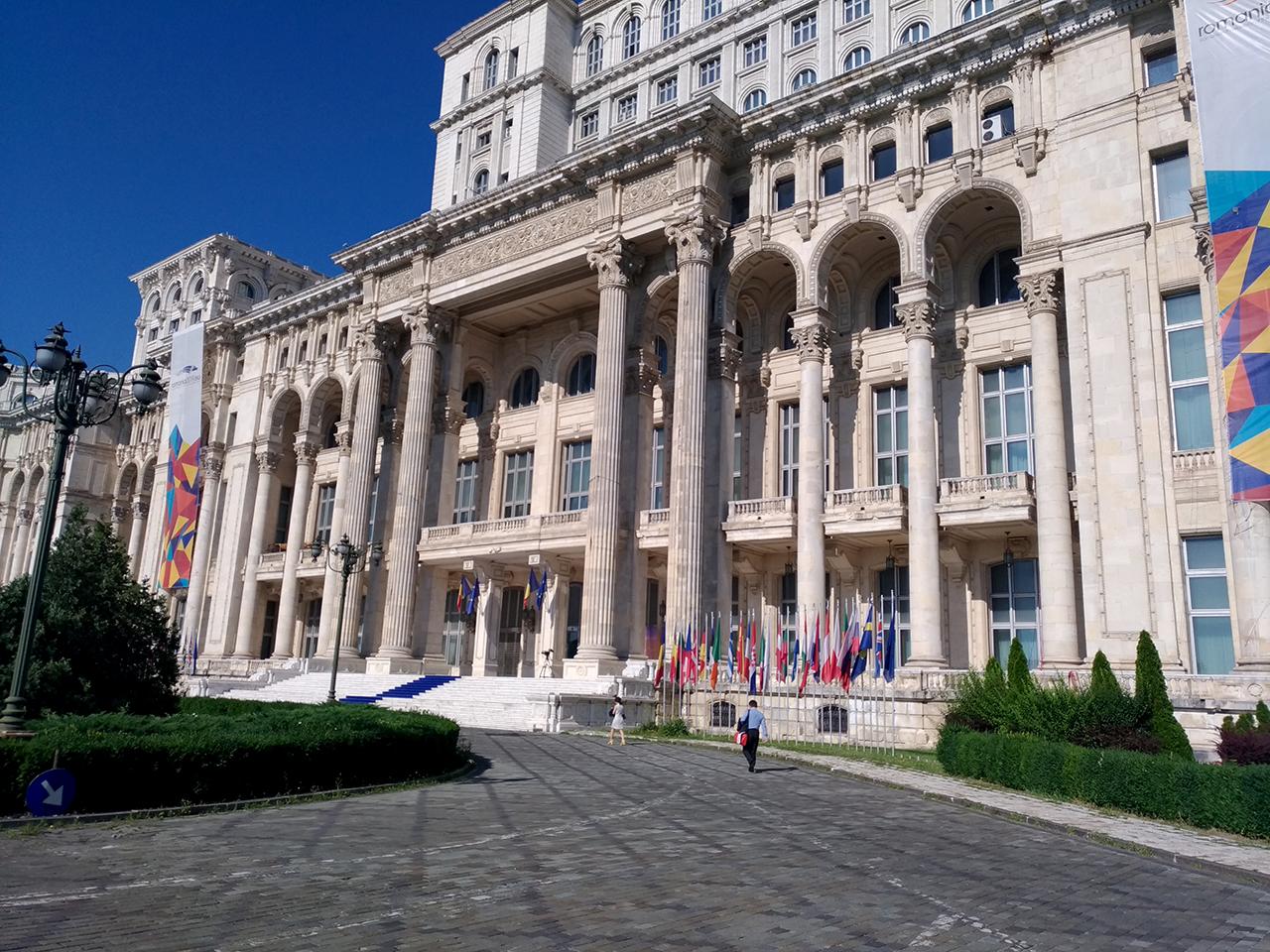 EUSDR8 – Palatul Parlamentului – 26 Iunie 2019